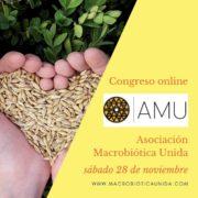 IV Congreso de Macrobiótica VIRTUAL de AMU